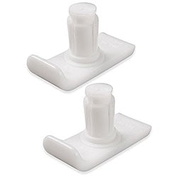 Mabis Universal Walker Glides (Set of 2)