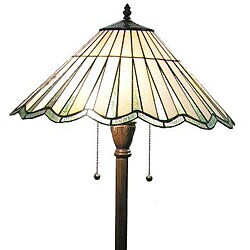 Tiffany-style Hope Floor Lamp