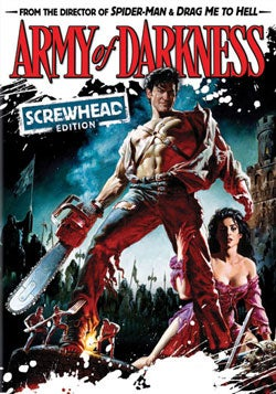 Army of Darkness - Screwhead Edition (DVD)