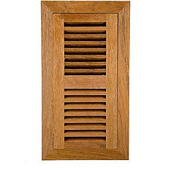 Image Flooring 4x10-inch Brazilian Cherry Wood Vents