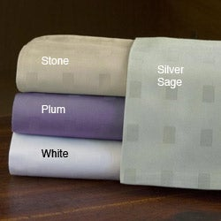 Egyptian Cotton Soho Dot 600 Thread Count Sheet Set