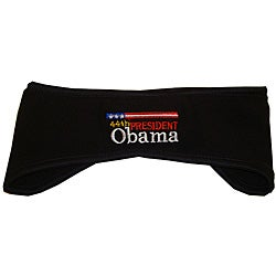 Barack Obama Black Snow Cap