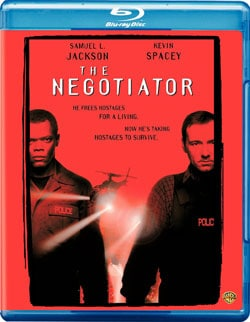 The Negotiator (Blu-ray Disc)