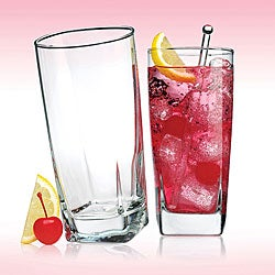 Anchor Hocking Alexis 4-piece Glassware Set (Pack of 2)