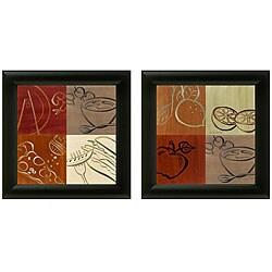 Kitchen Framed Art