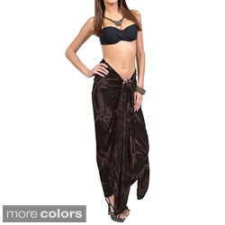 Smoked Women's Plus Size Sarong (Indonesia)