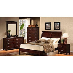 Elise County 5-piece Queen Bedroom Collection