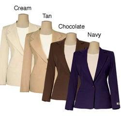 Online Shopping Clothing & Shoes Women's Clothing Plus Sizes Blazers