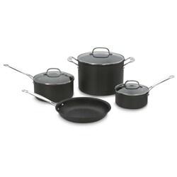 Cusinart Chefs Classic 7-piece Anodized Cook Set