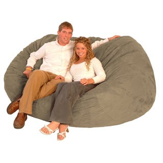 FufSack XXLarge Camel Lounge Chair