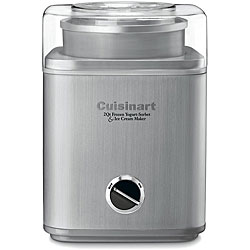Cuisinart CIM-60PCFR 2-quart Frozen Dessert Maker (Refurbished)