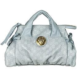 Gucci 'Hysteria' Baby Blue Handbag