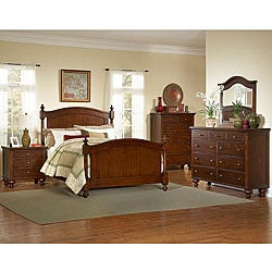 Amherst Classic 5-piece Queen-size Bedroom Set