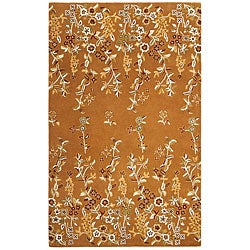 Wisteria New Zealand Wool Rug (5' x 8')
