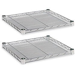 Alera Industrial Extra Wire Shelving (2/ Carton)