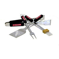 NFL Atlanta Falcons Tailgaters 4-piece BBQ Grill Tool Set
