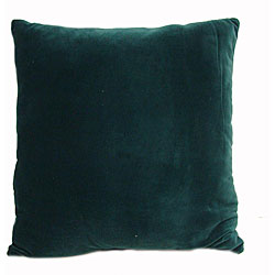 Hunter Green Throw Pillow : Exchange 16-inch Square Hunter Green Throw Pillows (Set of 2) - 12233989 - Overstock.com ...