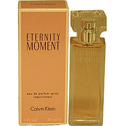 Calvin Klein 'Eternity Moment' Women's 1 oz Eau de Parfum Spray