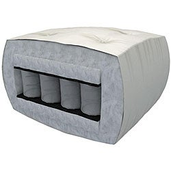 Evolution Spring 2 Queen Futon Mattress with Microfiber Cover