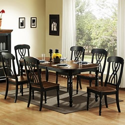 Mackenzie 7-piece Casual Country Dining Set