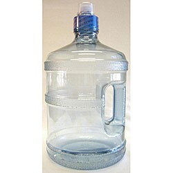 Reusable Blue 1.9-liter Polycarbonate Water Jugs (Pack of 3)