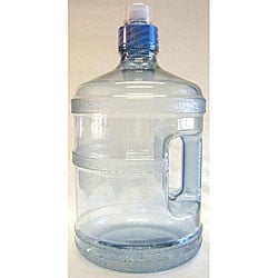 Reusable 1.9-liter Blue Polycarbonate Water Jugs (Pack of 6)