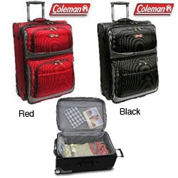 Coleman 21-inch Expandable Carry-on Pullman Upright