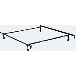 Furniture of America Adjustable Twin/ Full/ Queen-size Metal Bed Frame