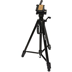 Dolica ST-600 60-inch Fluid Camera/ Video Tripod