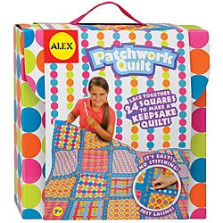 Alex Toys Patchwork Quilt Kit