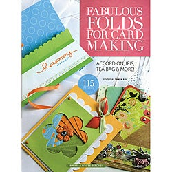 DRG Publications 'Fabulous Folds For Card Making' Book
