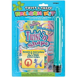 Twist and Shape Balloon Kit