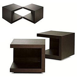 Ludlow Cube Nightstands (Set of 2)