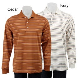 Siegfried & Parzifal Men's Single Stripe Polo Shirt