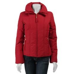 Ellen Tracy Women's Packable Down Jacket
