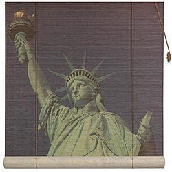 Statue of Liberty 36-inch Bamboo Blind (China)