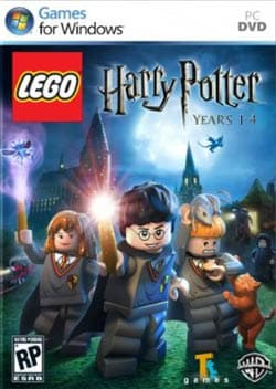 PC - Lego Harry Potter Years 1-4-By WB Games
