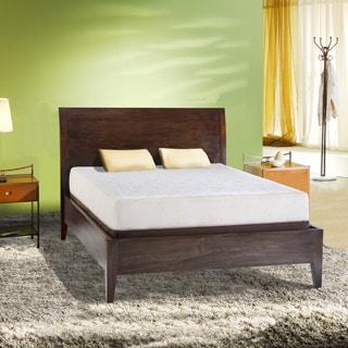 Comfort Dreams Select-A-Firmness 9-inch Cal King-size Memory Foam Mattress