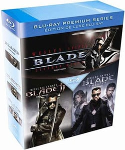 Blade Collection (Blu-ray Disc)