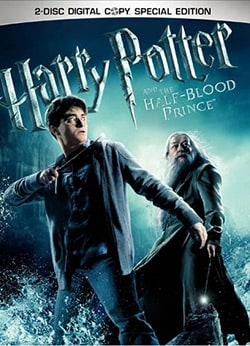 Harry Potter and The Half-Blood Prince (Special Edition) (DVD)