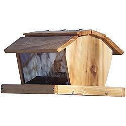 Stovall Extra Large Barn-style Birdfeeder