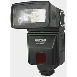 Bower ETTL I/II Canon EOS Digital SLR Camera Flash