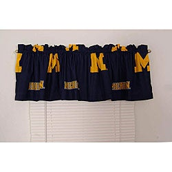 Michigan Curtain Valance