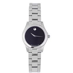 Movado Women's Junior Sport Stainless Steel Watch
