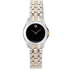 Movado Women's Corporate Exclusive Two-tone Watch