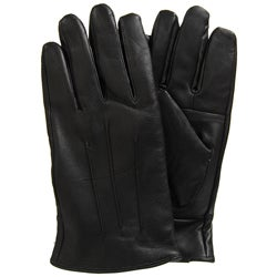 Boston Traveler Men&#39;s Cashmere-lined Leather Gloves