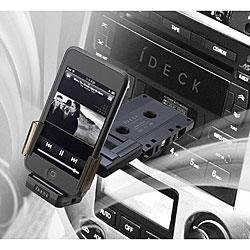 iDeck Integrated Cassette iPod Adapter