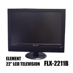 Element  FLX-2211B 22-inch 1080i Widescreen LCD TV (Refurbished)