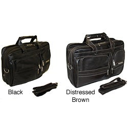 Overland Executive Expandable Portfolio Laptop Case