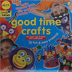 Alex Toys Little Hands 'Good Time Crafts' Kit